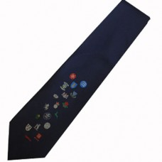18 Counties Cricket Tie