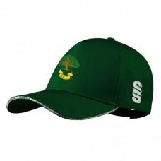 Allestree CC Green Cap