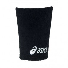 Asics Black Sweat Band