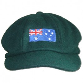 Stock Embroidered Baggy Cricket Caps