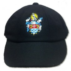 Embroidered Traditional Cricket Cap