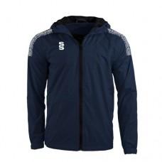 Montgomery CC Navy/White Full Zip Training Jacket