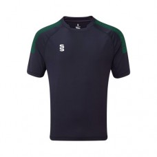 Appleby Magna CC Navy/Bottle T20/Training Shirt