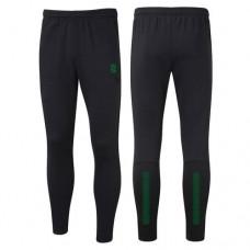 Kegworth Town CC Dual Black/Bottle Green Skinny Pants
