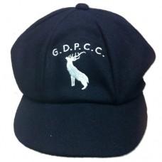 Grace Dieu Park CC Navy Baggy Cap