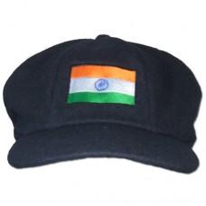 Indian Flag Baggy Cricket Cap