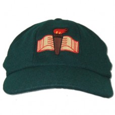 Lutterworth CC Green Traditional Cap