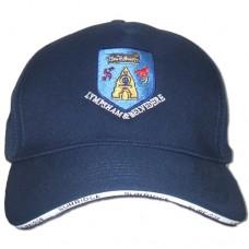 Lympsham & Belvedere CC Navy Cap
