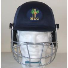 Marehay CC Badged Cricket Helmet (Includes Neck Protector)