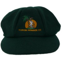 Embroidered Baggy Cricket Cap