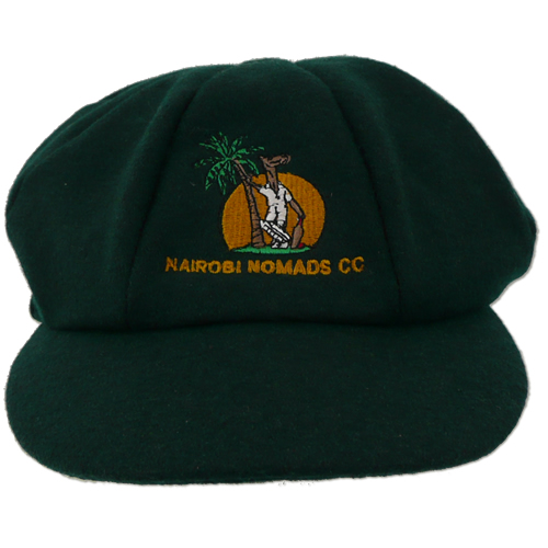 Embroidered Baggy Cricket Cap 06bfa9f62d47