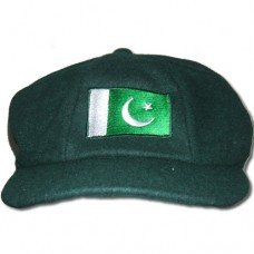 Pakistan Flag Baggy Green Cricket Cap