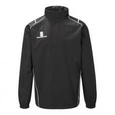 Darley Abbey CC Black Rain Jacket