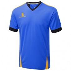 Melbourne Town CC Blade Navy/Royal/Amber Training Shirt