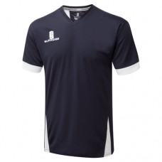 Derbyshire Disabled CC Blade Navy Training Shirt