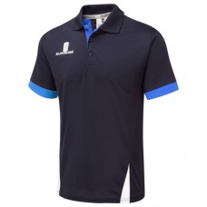Nuneaton CC Blade Navy/Royal/White Polo Shirt