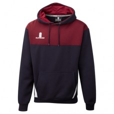 Trent Valley CC Blade Hoodie Navy/Maroon/White