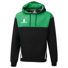 Stowting CC Blade Black/Emerald/White Hoodie