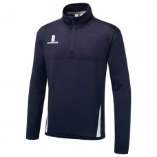 Byfield CC Blade Navy Performance Training Top
