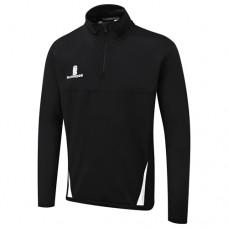 Yoxall CC Blade Black/Black/White Performance Training Top