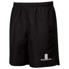 Nuneaton CC Black Training Shorts