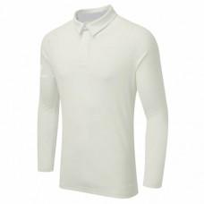 Darley Abbey CC Long Sleeve ERGO Cricket Shirt (White Trim)