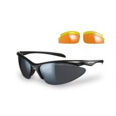 Sunwise Thirst Black Sunglasses