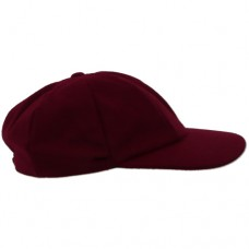 Kings Bromley CC Maroon Traditional Cricket Cap