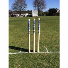 Personalised Cricket Stumps