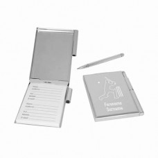Personalised Cricket Address Book