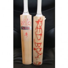 Willostix Junior Red Boa Cricket Bat (Size 5 Only)
