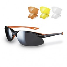 Sunwise Windrush Black Sunglasses